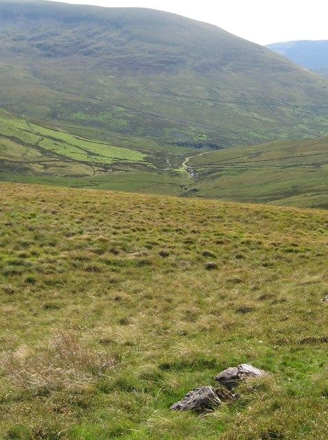 View to Hafotty Gwastadfryn