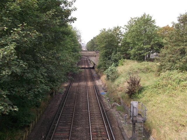 Railway to Plumstead