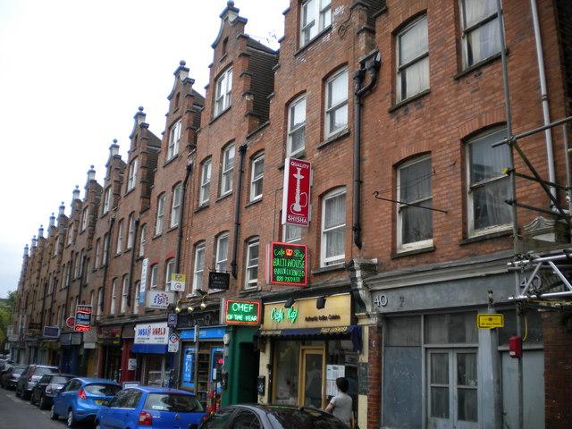 Hanbury Street E1