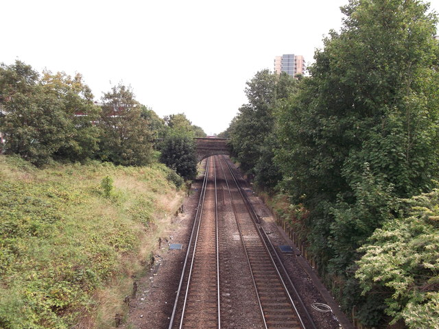 Railway to Woolwich