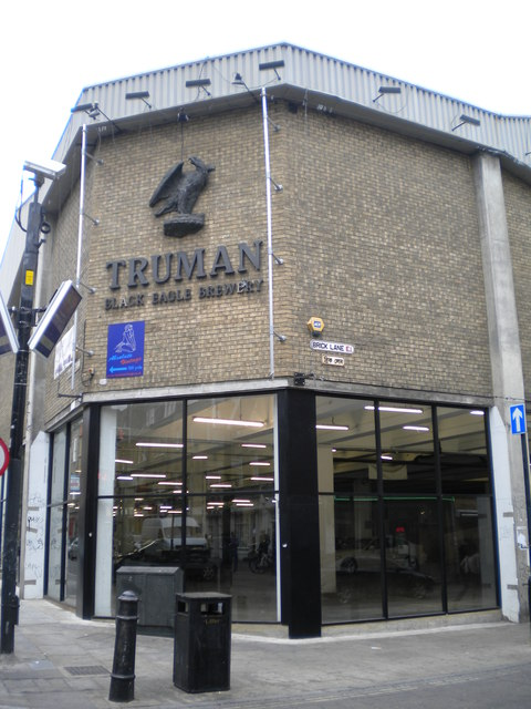 Truman Brewery, Brick Lane E1
