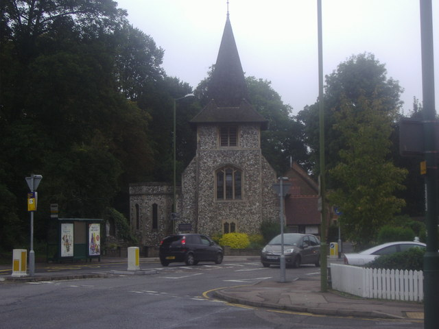 Church on Park Road