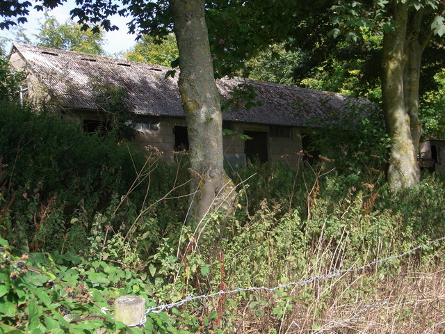 Old buildings, Tagmoor Farm