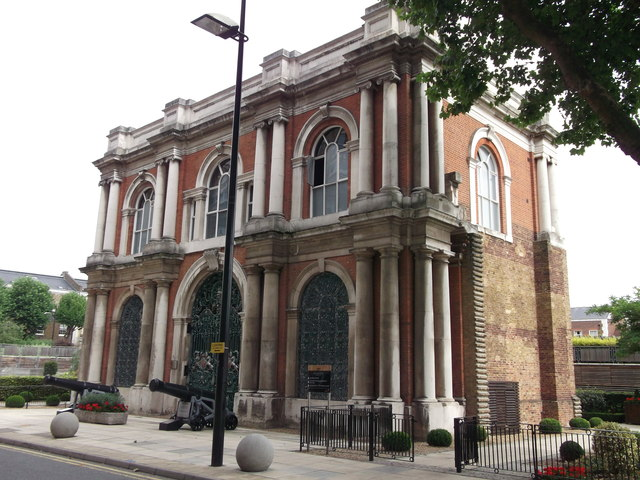 Concierge Building, Royal Arsenal
