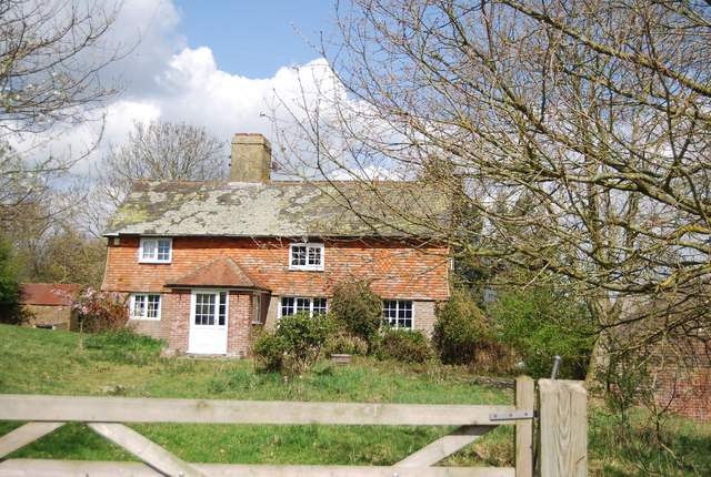 Lower Lidham Hill Farmhouse
