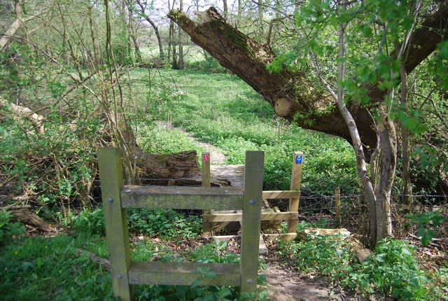 Footbridge, 1066 Country Walk
