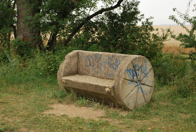 Agricultural Bench