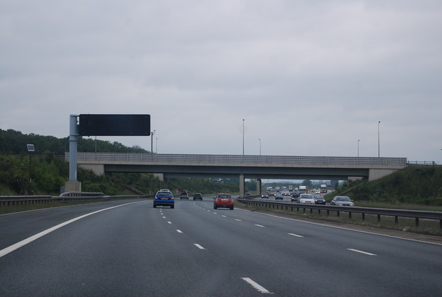 A1(M), junction 46