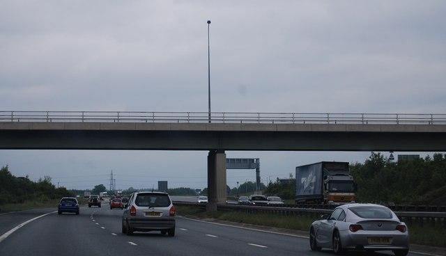 Loshpot Lane Bridge, A1(M)