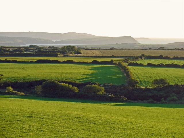 Westward view from Crugiau Cemaes