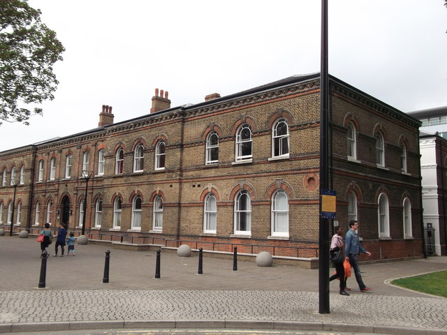 Building 45, Royal Arsenal