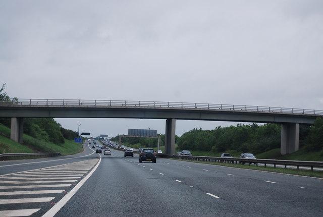 A1(M) near Boroughbridge