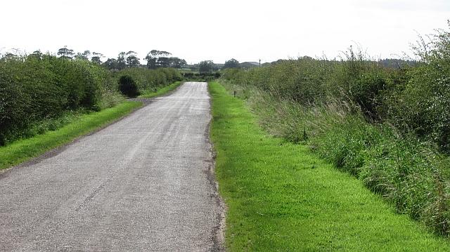 Minor road, Springhill