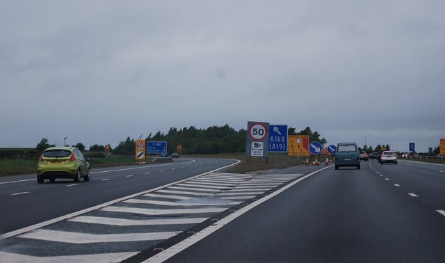 Junction 49, A1(M)