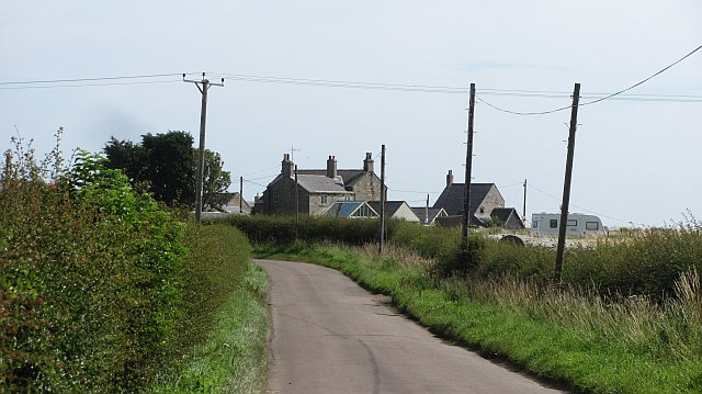 Lane, Springhill
