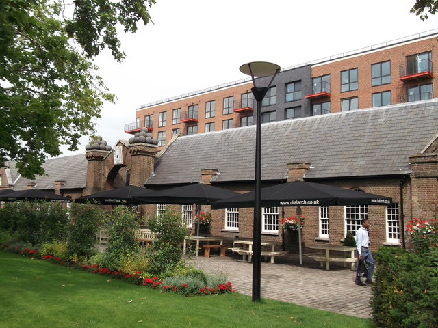 The Dial Arch Public House, Royal Arsenal, Woolwich