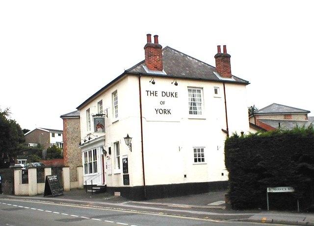 Duke of York Public House