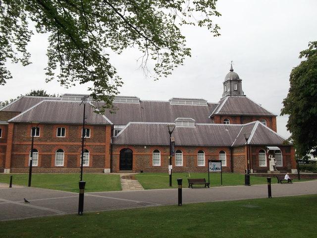Royal Brass Foundry, Royal Arsenal
