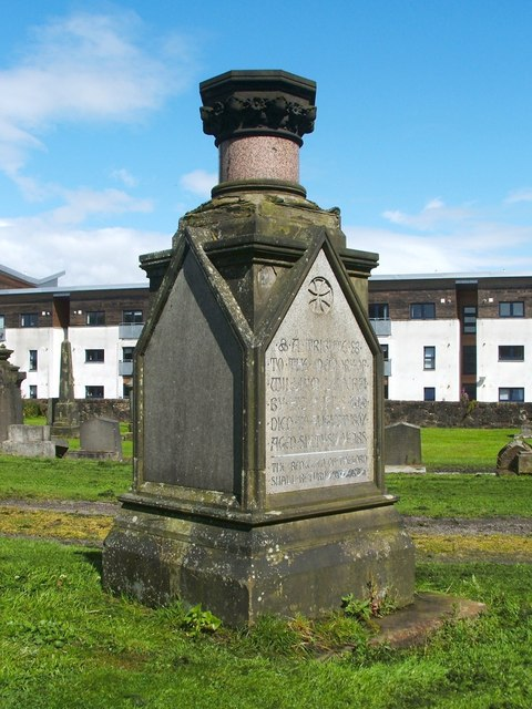 The Leiper Family Monument