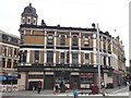 TQ4378 : O'Connors Irish Public House, Woolwich  by David Anstiss