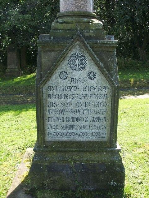 The Leiper Family Monument