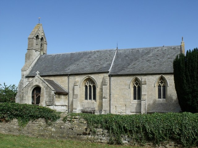 St Oswald's Church, Howell