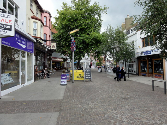 Folkestone, Guildhall Street