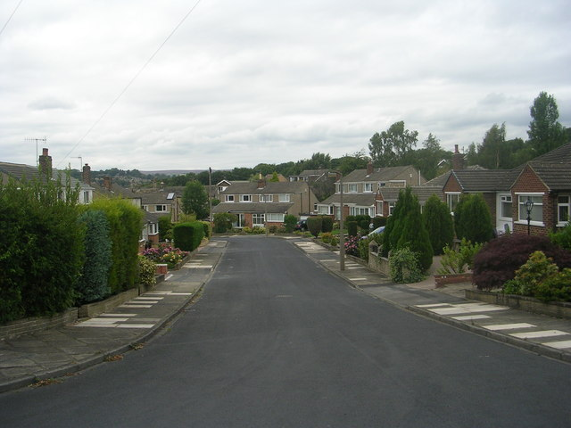Jowett Park Crescent - Trenam Park Drive