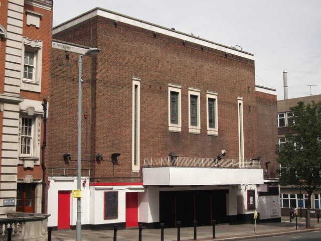 The Woolwich Grand Theatre