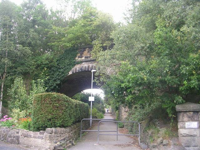 Bridge BRB SHI-30 - top of Ballantyne Road