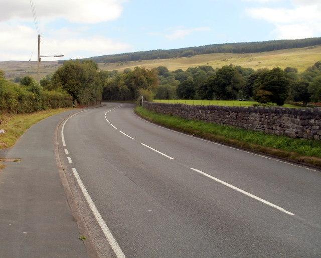 A4067 from Ynyswen to Penycae