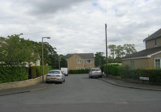 Harehill Close - Harehill Road