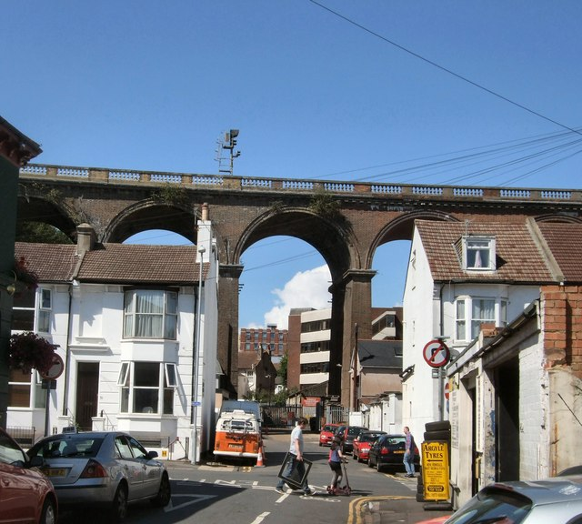 Viaduct - Campbell Road