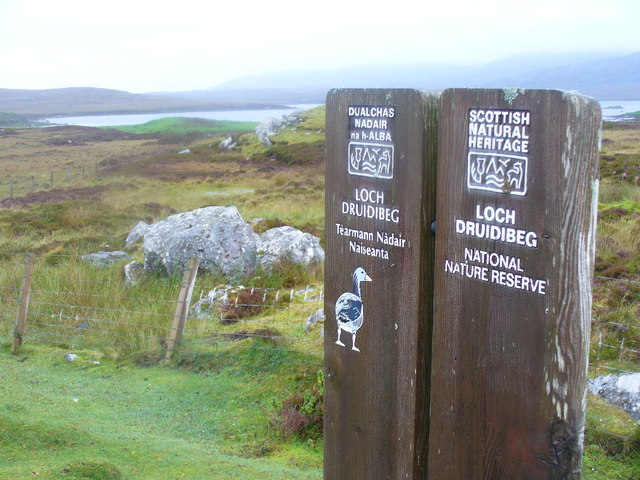 Loch Druidibeg, National Nature Reserve