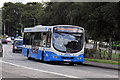J2868 : Bus, Seymour Hill, Dunmurry by Albert Bridge