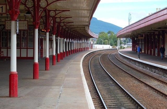 Aviemore Station