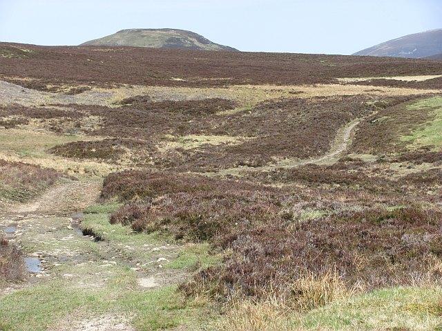 Path to Glen Loch