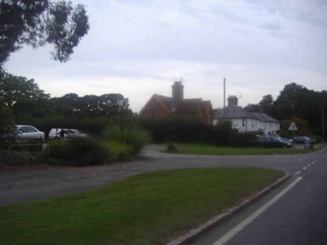Chichester Road, Cocking Causeway