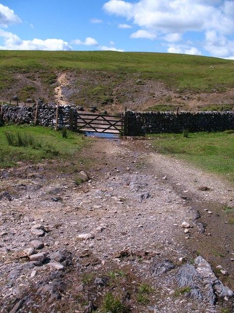 Mastiles Lane at Gordale Beck