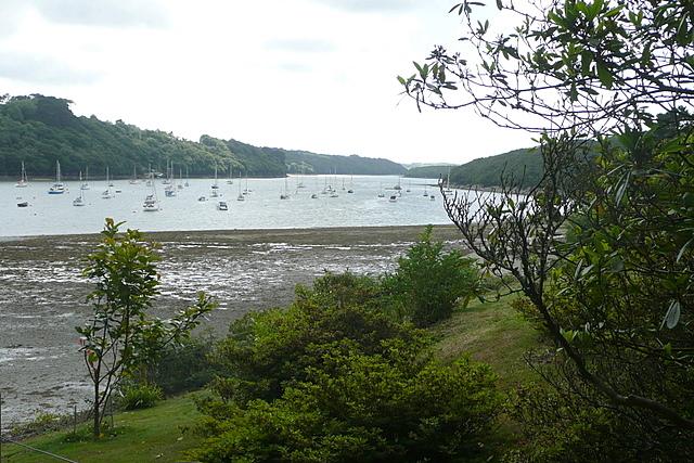 Towards Helford River