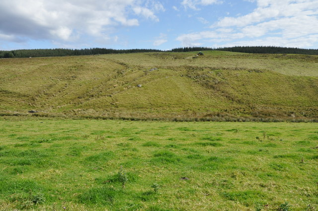 Rough grazing, Drumore-na-bodach, Kintyre