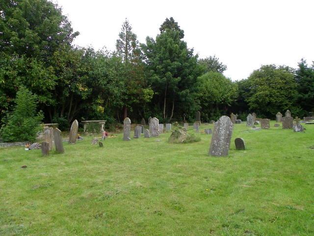 Churchyard, All Saints' Church