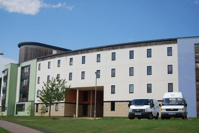 UEA - Britten House