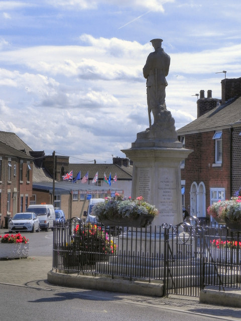 Wesham War Memorial