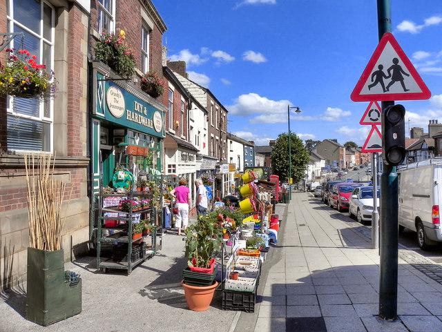 Poulton Street, Kirkham