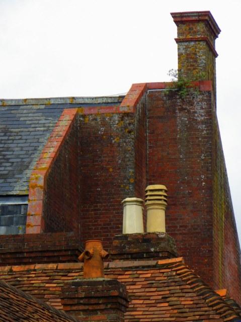 Chimneys, Salisbury