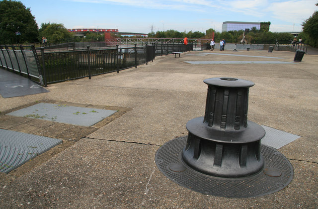 East India Dock Entrance Lock