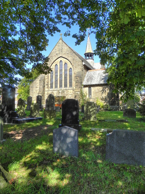 St Paul's Parish Church, Warton