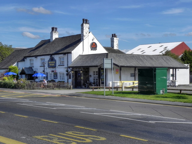 Pickwick Tavern, Warton