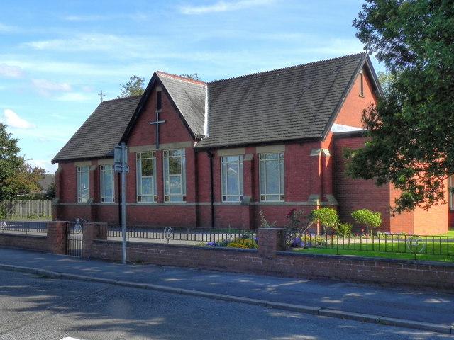 Holy Family Catholic Church, Freckleton & Warton
